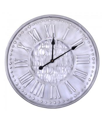 Στρογγυλό ρολόι τοίχου inox...